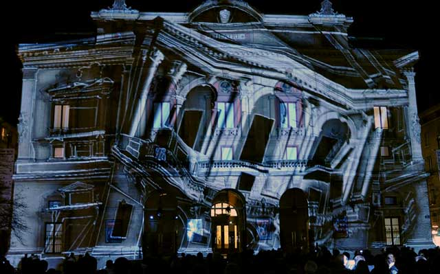 animation video mapping