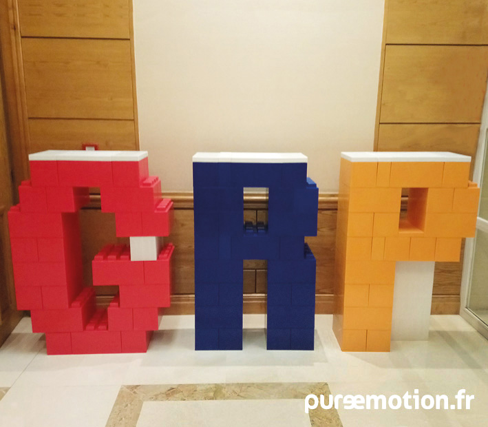Blocs de Construction Modulaire - PUREMOTION