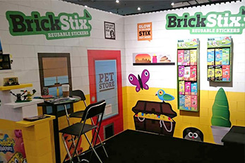 blocs stand